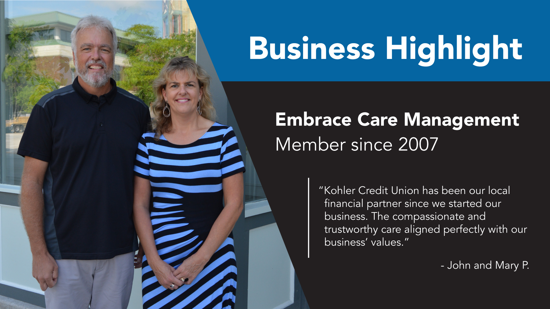 Business Highlight Embrace Care Management